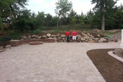 Patio Design and Installation in the Omaha Area