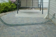 Patio (Back Yard) - Installed by Patera Landscaping