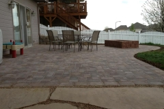 Patio Design and Installation by Patera Landscaping