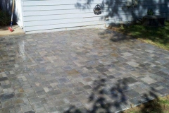 Beautiful Patio Stone in Back Yard - Patera