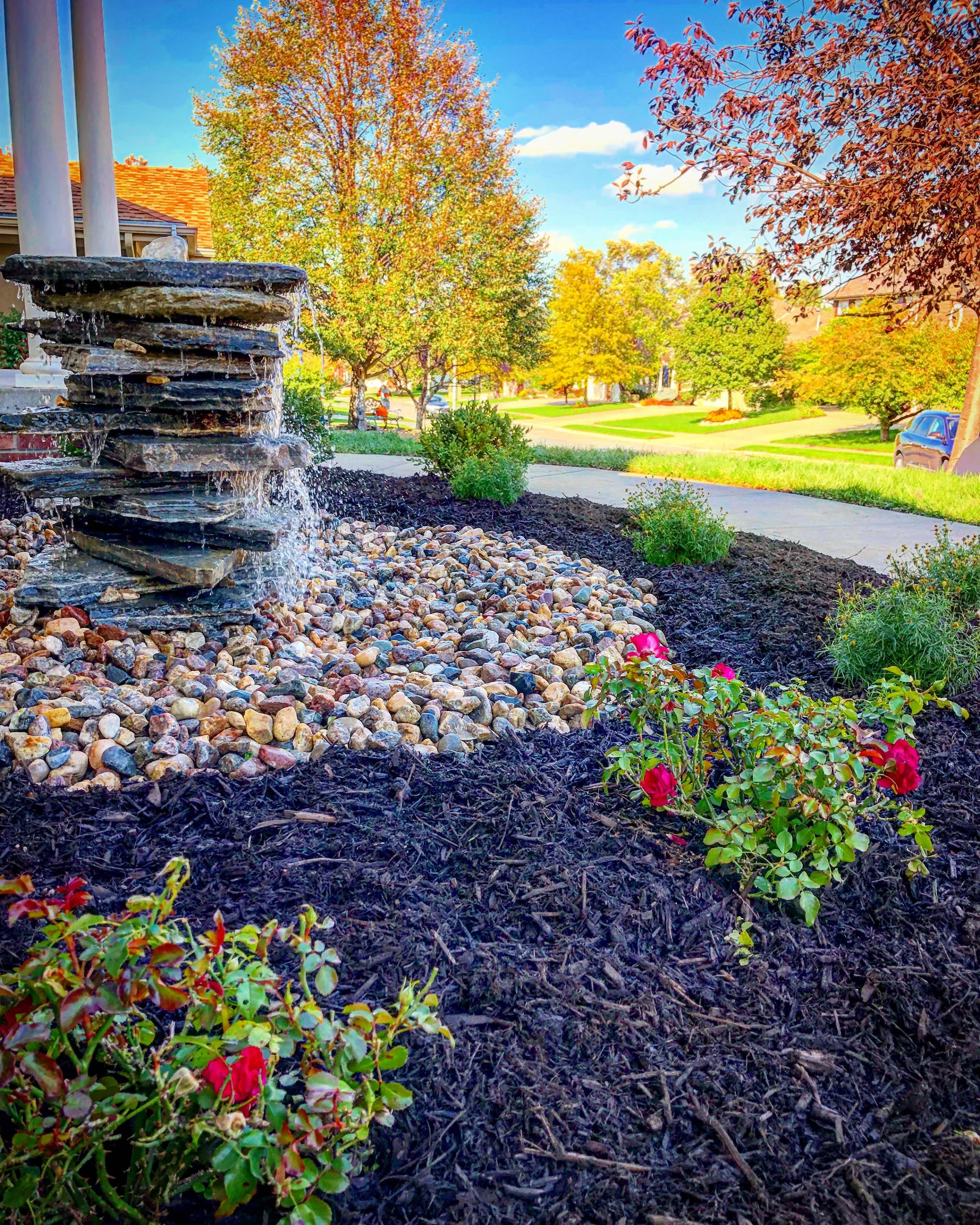 Landscape Lighting Omaha