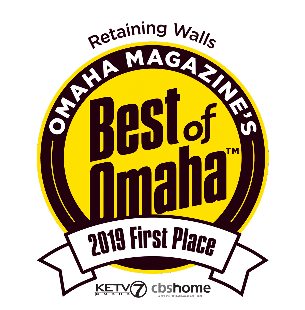 2019 First Place - Retaining Walls