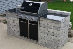 Patera Landscaping - Outdoor Kitchen