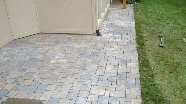 Patio Design and Installation by Patera Landsacping