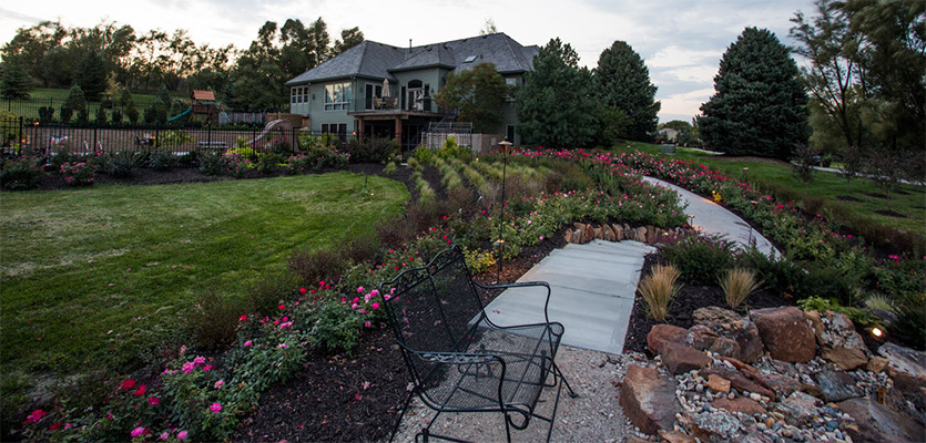 Patera Landscaping Prides Itself On Its Top Quality Exceptional Communication And Creating The Perfect Landscape Our Customers Have Helped Build