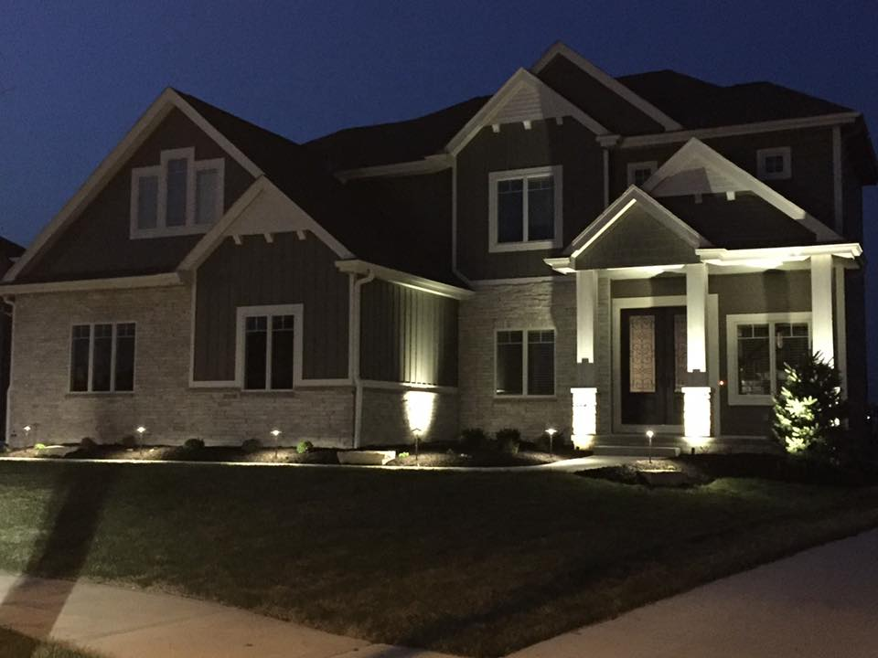 Landscape Lighting Or Outdoor Refers To The Use Of Illumination Private Gardens And Public Landscapes For Enhancement Purposes